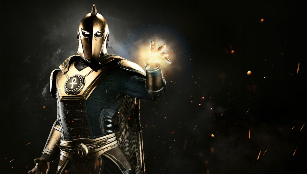 Injustice 2 – Doctor Fate Reveal Trailer
