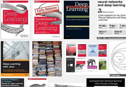 11 Deep Learning Articles, Tutorials and Resources