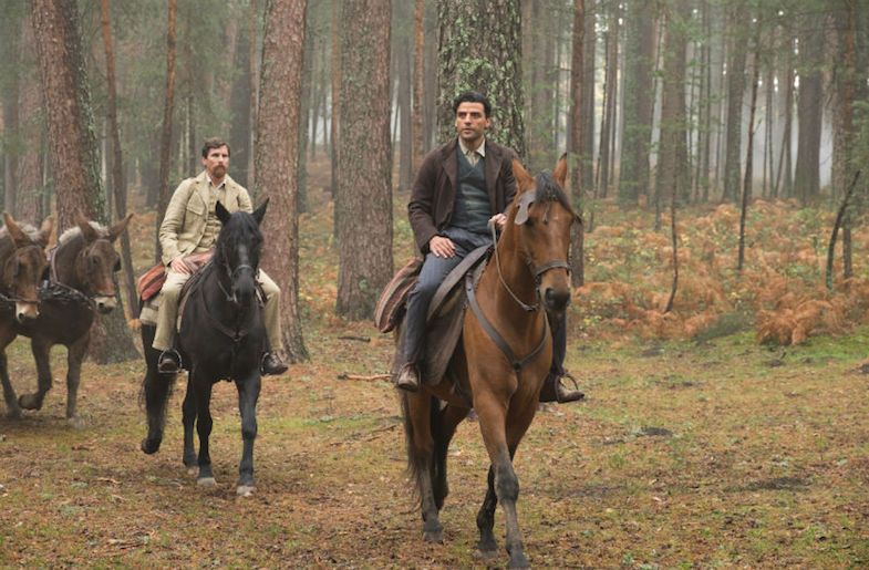 New The Promise Trailer Featuring Christian Bale & Oscar Isaac 5