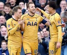 Video: Fulham vs Tottenham Hotspur