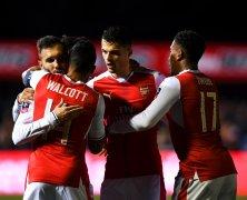 Video: Sutton United vs Arsenal