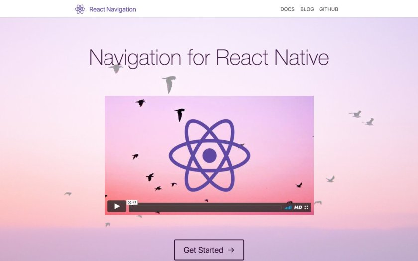 What's happening with navigation in React Native?  #JavaScript #ReactJS