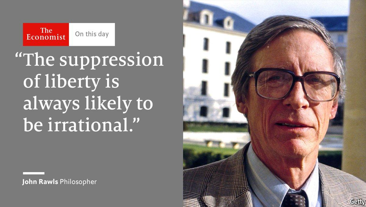 Image result for John Rawls