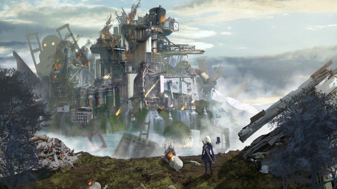 NieR: Automata – Arsenal of Elegant Destruction Trailer