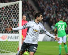 Video: Saint-Etienne vs Manchester United