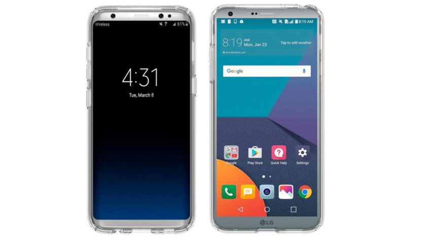 Galaxy S8 launching globally April 21; #lg G6 on March 10...