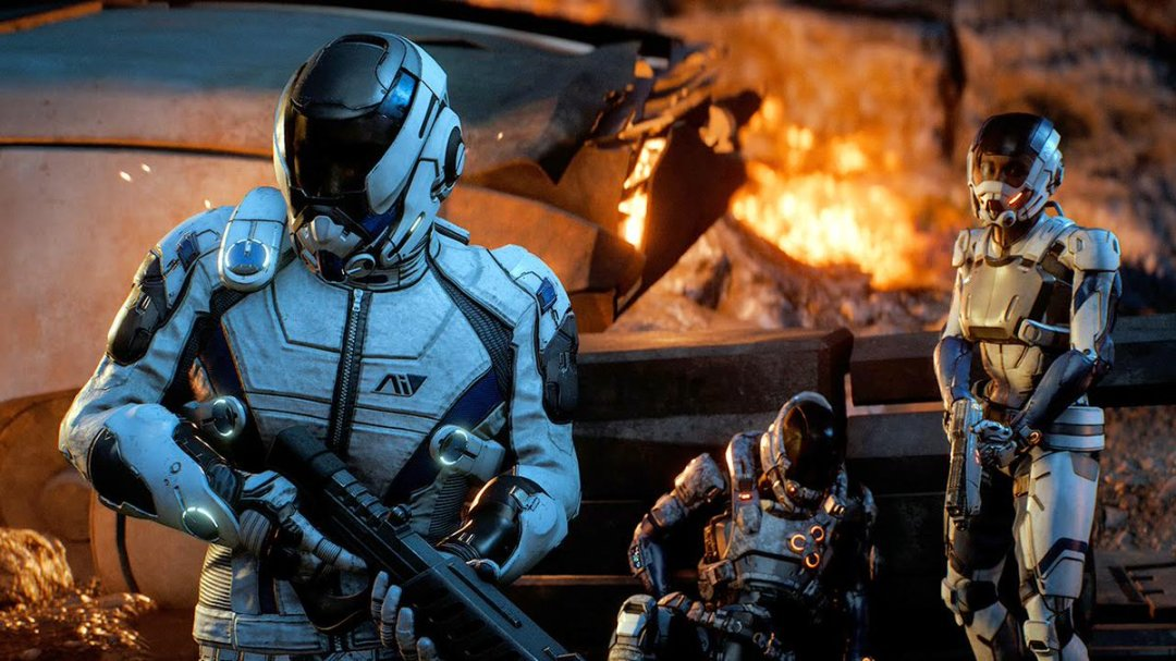 Mass Effect: Andromeda Goes Gold