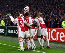 Video: Ajax vs Legia Warszawa