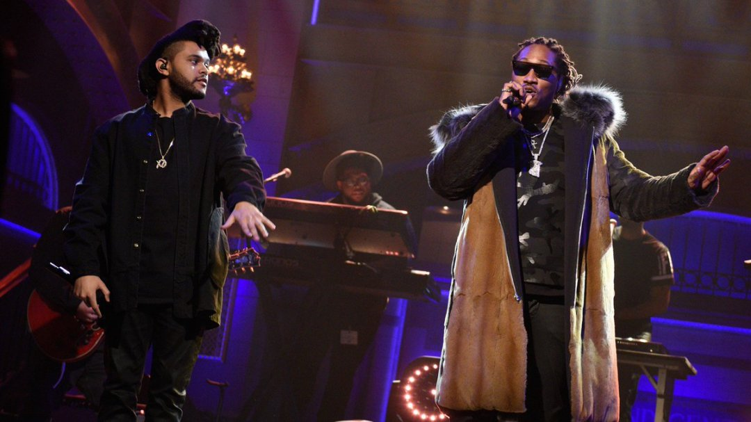 Future – Comin Out Strong Lyrics ft. The Weeknd