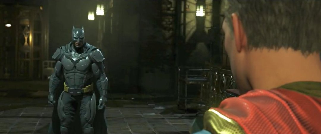 Injustice 2 Shattered Alliances – Part 1 Trailer