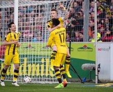 Video: Freiburg vs Borussia Dortmund