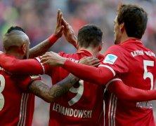 Video: Bayern Munich vs Hamburger SV