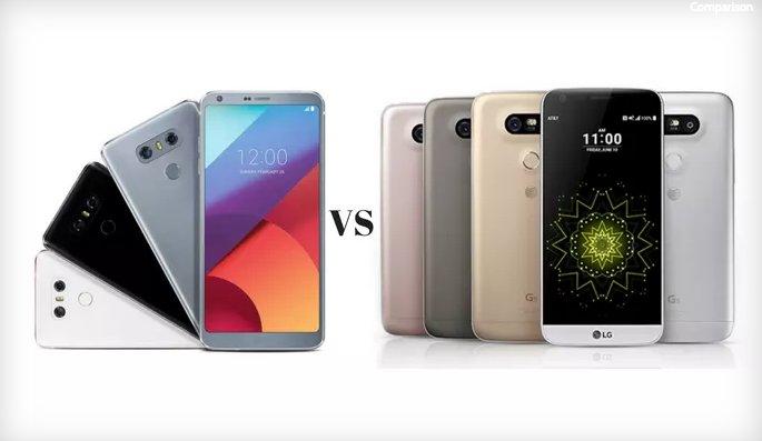 LG G6 Vs G5 Comparison – The Modular to 18:9 Display Upgrade #PRMWC17 Read...