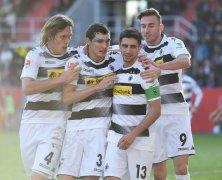 Video: Ingolstadt vs Borussia M gladbach