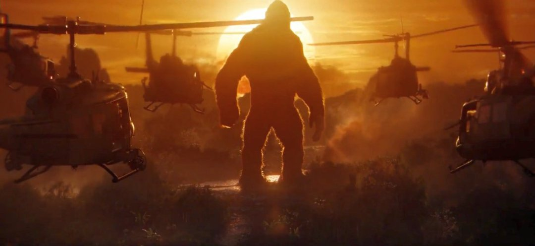 Kong: Skull Island – 'Rise of the King' Trailer