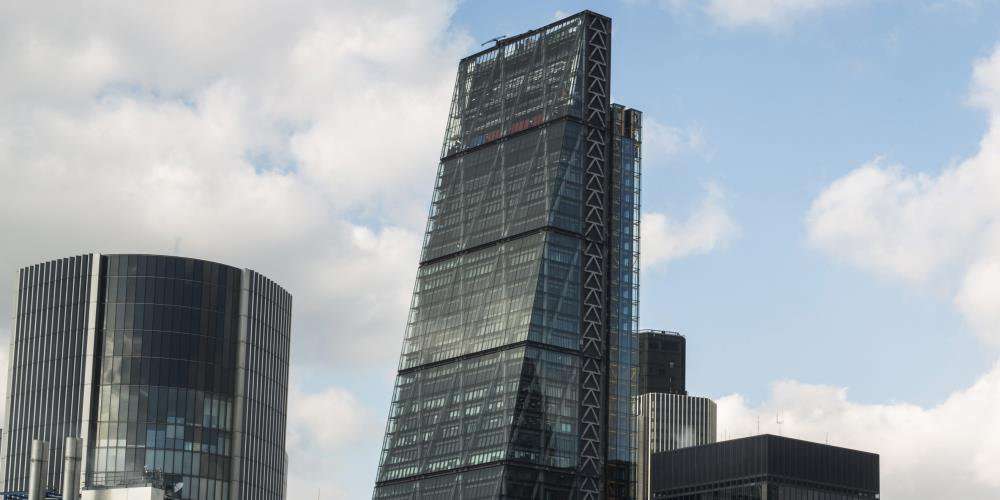A Chinese investment company is set to buy the Cheesegrater in London for $1.27 billion