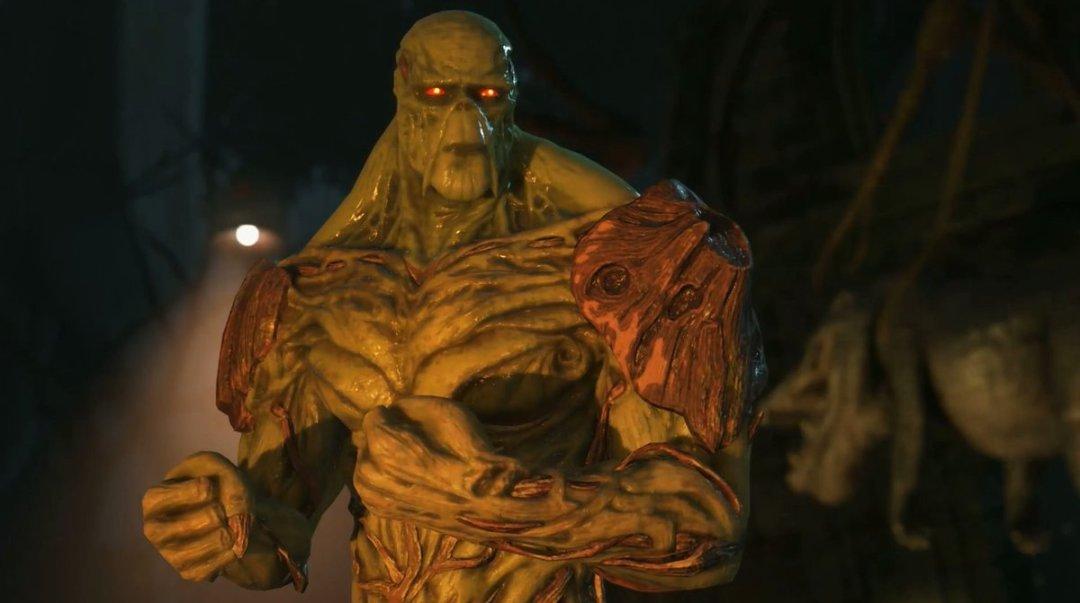 Injustice 2 – Swamp Thing Gameplay Tutorial