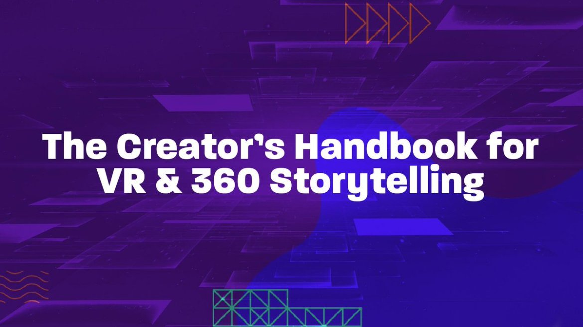 At #SXSW today? Check out The Creator's Handbook for #VR & 360 Storytelling panel.