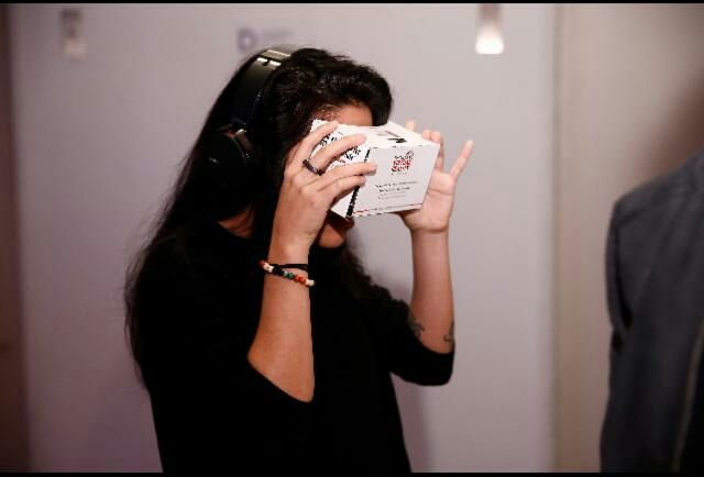 I Tried Ketel One Vodka's Virtual Reality Headset And Here's What Happened  #vr