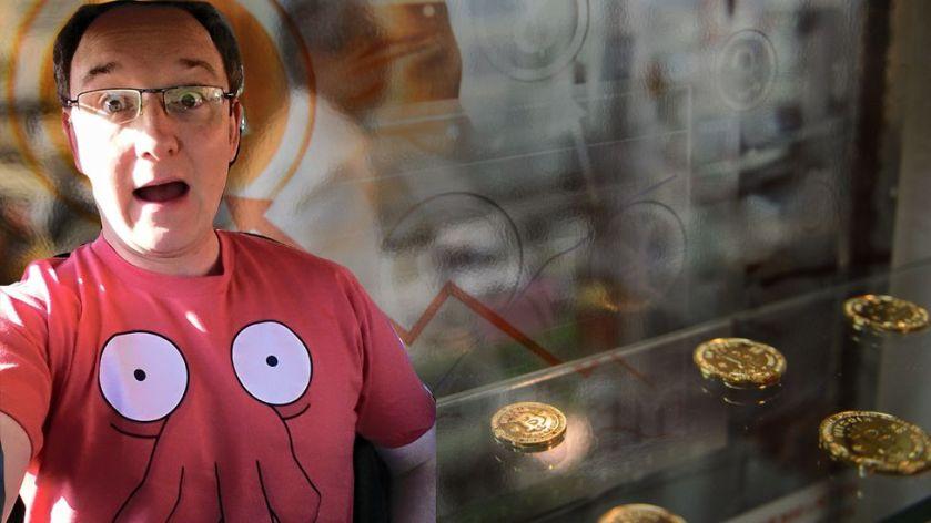 💥💥TECH NEWS💥💥 Bitcoin buyer  Via @BBCtech