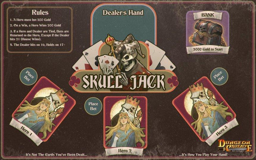 "Damien Mammoliti on Twitter: ""Game boards! Skull Jack + Heroes vs Monsters.  Illustrated for Dungeon Crusade on @kickstarter !… """