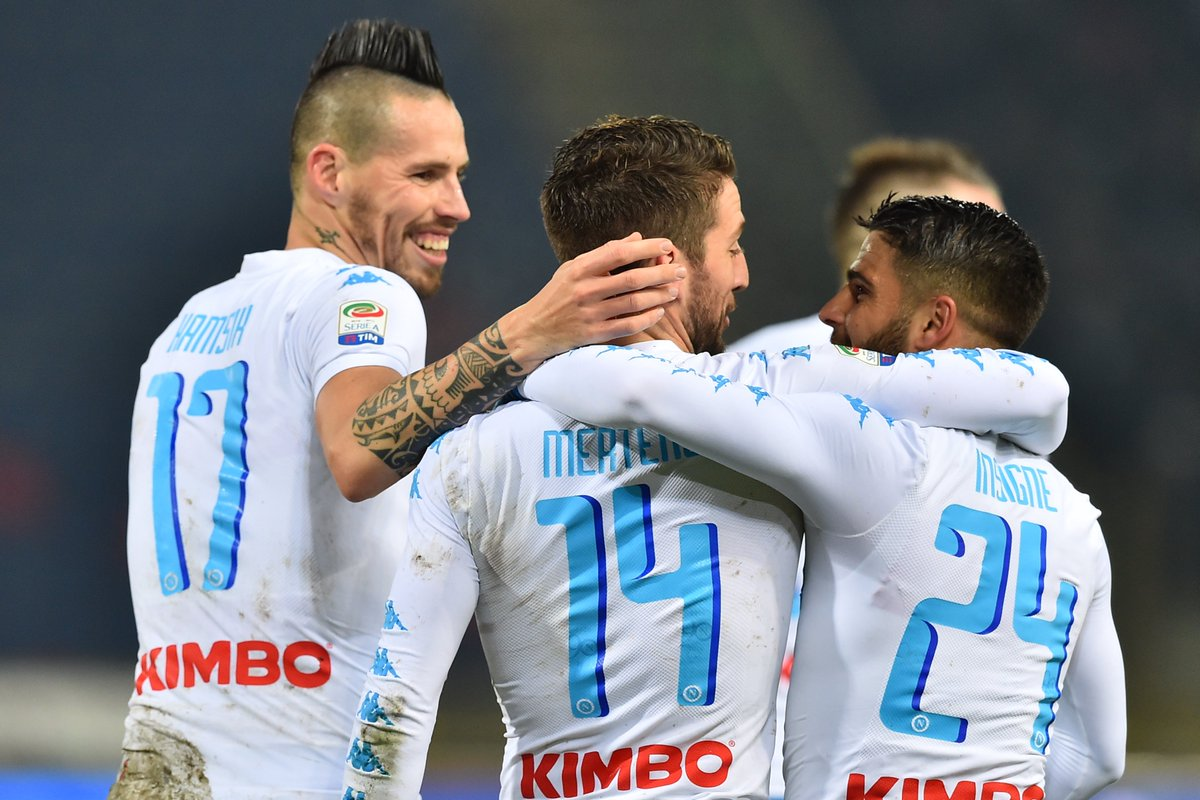 Image result for NAPOLI PLAYERS