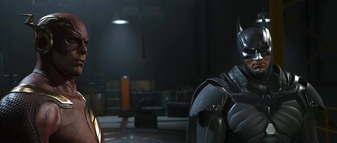 Injustice 2 Shattered Alliances – Part 2 Trailer