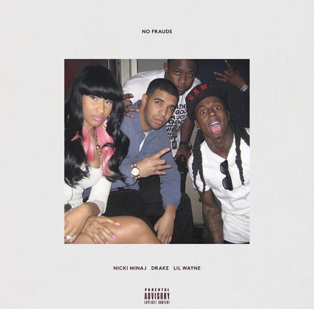 Nicki Minaj – No Frauds Lyrics ft. Drake & Lil Wayne