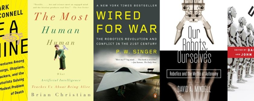 Thinking Machines: 7 of the Best Books on Artificial Intelligence