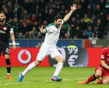 Video: Bayer Leverkusen vs Werder Bremen