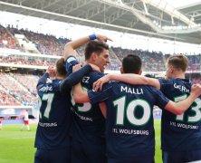 Video: RB Leipzig vs Wolfsburg