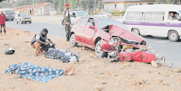 Motorcycle accidents continue to rob youth of their fututre