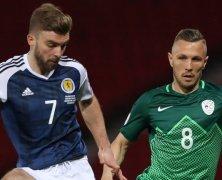 Video: Scotland vs Slovenia