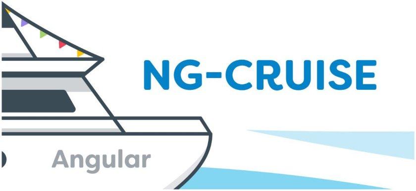 Ng-Cruise Schedule Announced!  #angularjs #ngcruise #angular