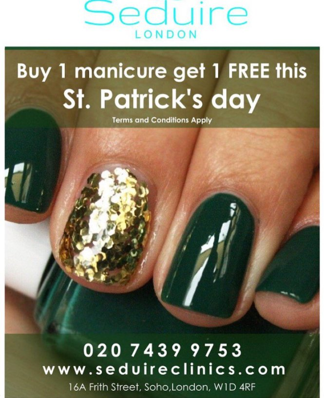Best For Nail Art Manicures In London