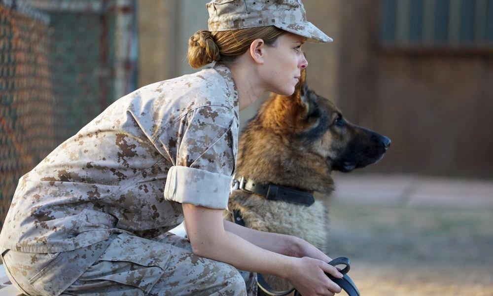 Megan Leavey Trailer Featuring Kate Mara