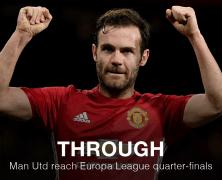 Video: Manchester United vs Rostov