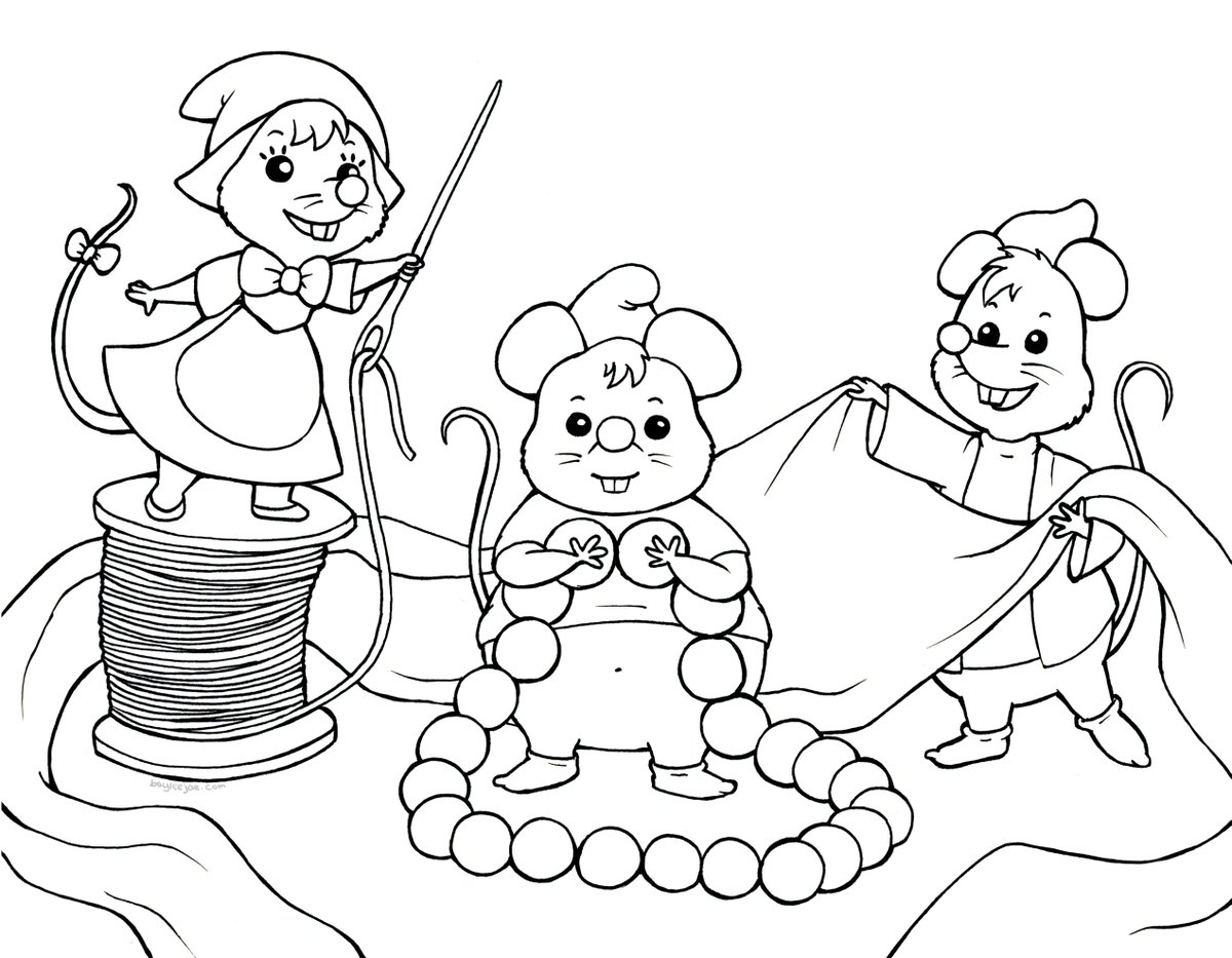 Baylee Jae Page Coloring Pages