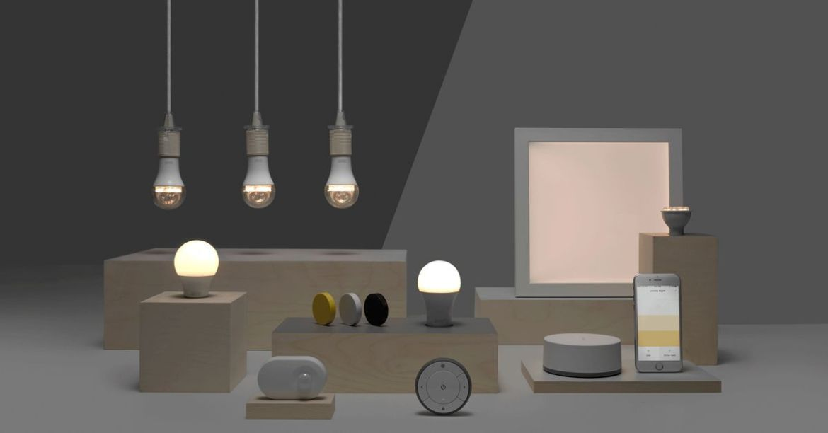 Ikea is getting into home automation with a new smart hub  #IoT #smarthome