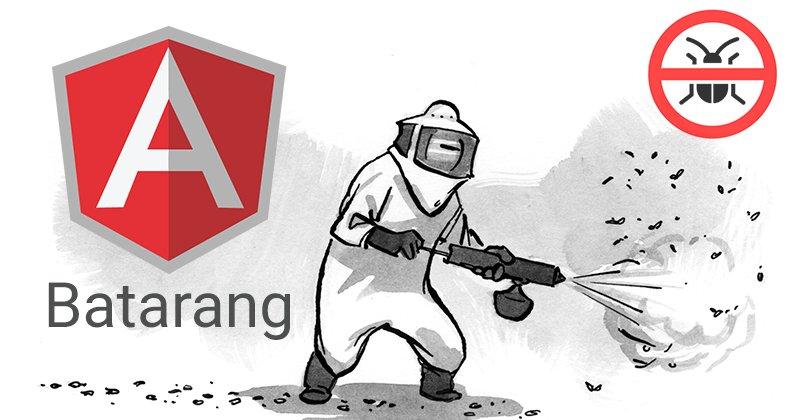 Form #Debugging With #AngularJS Batarang via @CsharpCorner  #Angular #Angular2