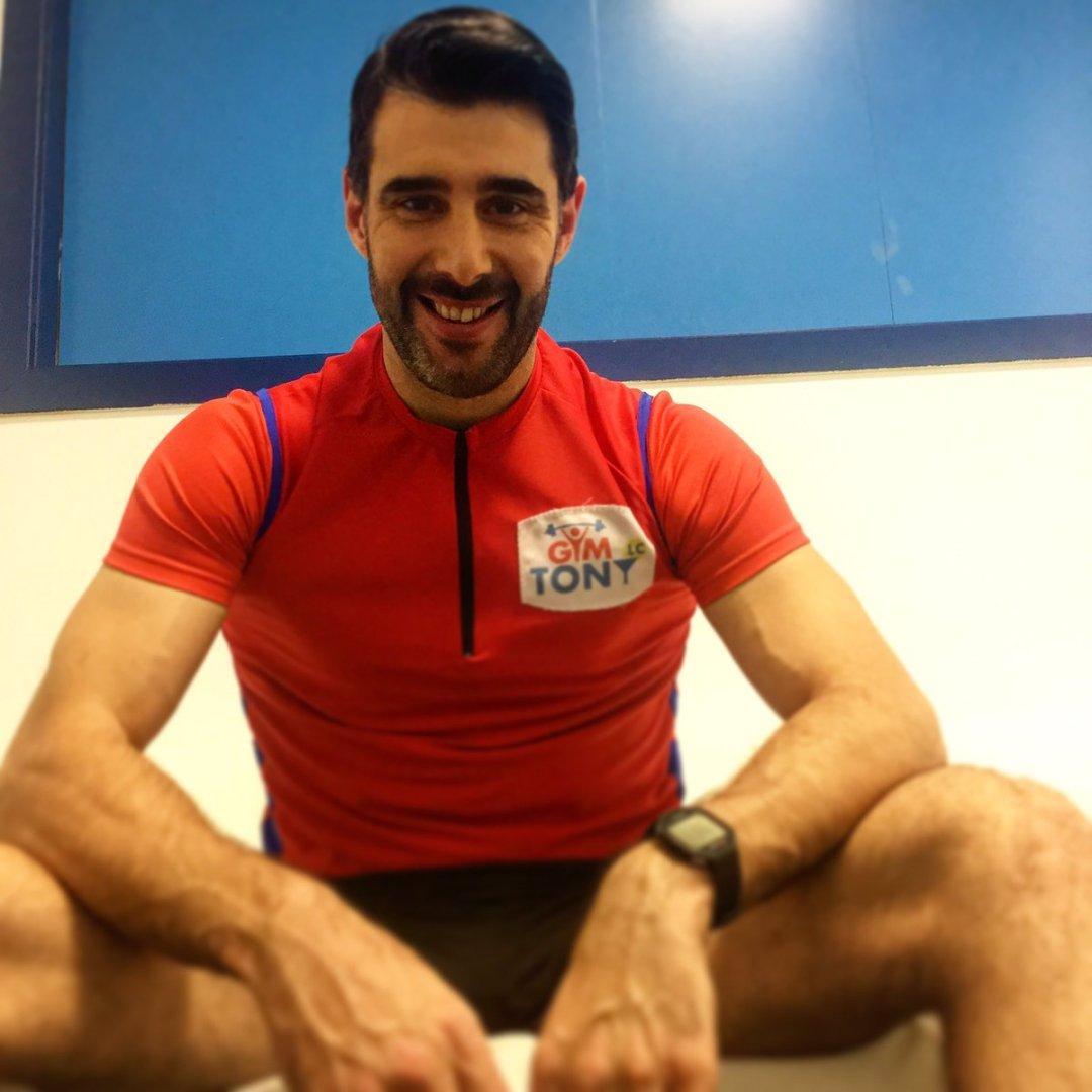 """Muy pronto los nuevos capítulos de """"Gym Tony LC"""" con DAVID AMOR"""