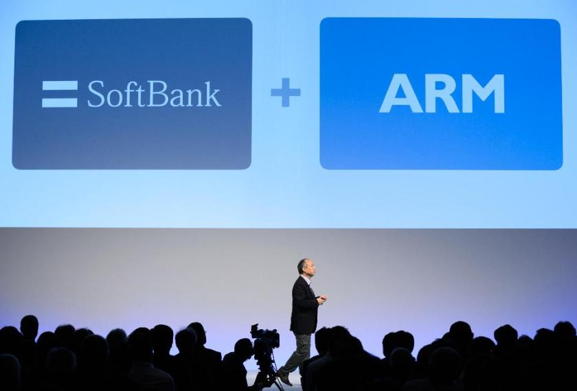 ARM anticipates a world where artificial intelligence will be running on every device