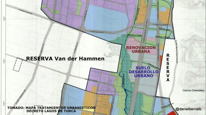 Mapa de la zona AP-2