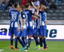 Video: Hertha BSC vs Augsburg