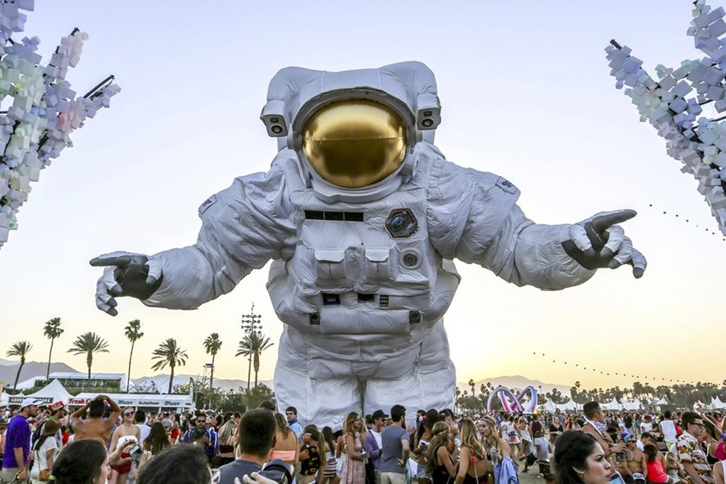 Coachella to Offer Free 360-Degree Live Streaming  #360Video #VR360 #VR #VirtualReality