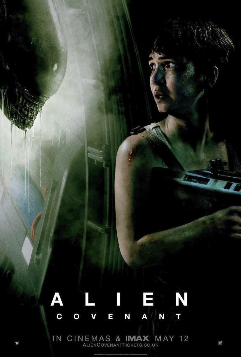 Alien: Covenant International Poster