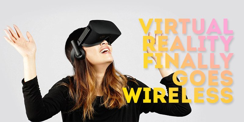 Cutting the Cord: #VirtualReality Goes Wireless.  #VR #IoT #MobileVR #Qualcomm #Quark #Intel