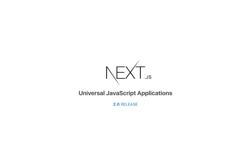 Next.js 2.0: #ReactJS made easy and simple  #JavaScript