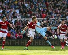 Video: Middlesbrough vs Burnley
