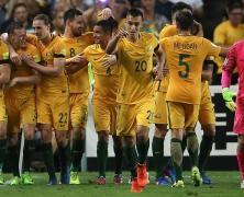 Video: Australia vs UAE